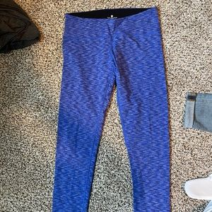 NWOT tuff athletics workout leggings